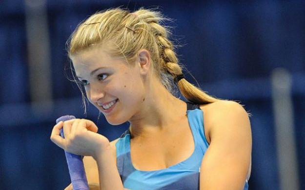 Eugenie-Bouchard | 9 Extremely Gorgeous Women Who Can Beat You In Sports