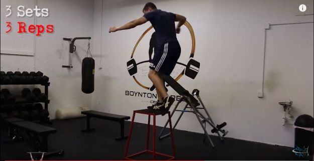 One-Leg Plyo Jumps | Superb Workout Program To Increase Your Vertical Jump