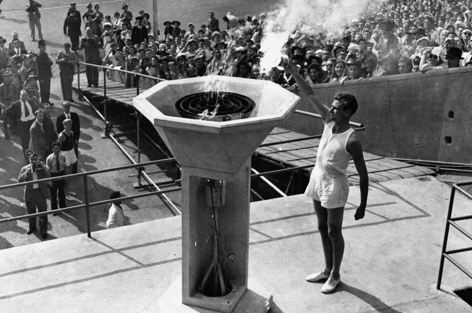 A Brief Look At The Olympics History