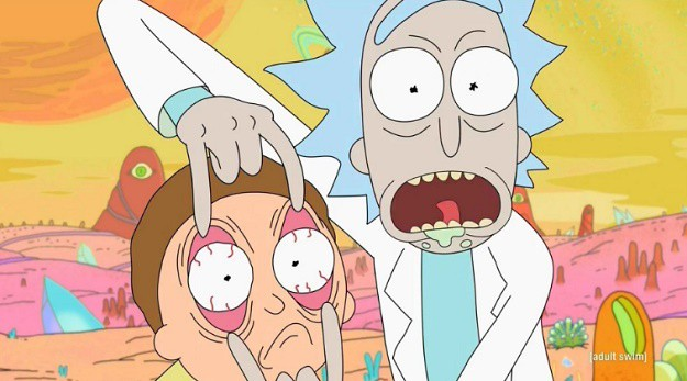 Rick and Morty | | Best Comedy TV Shows For Men That You Should Know About
